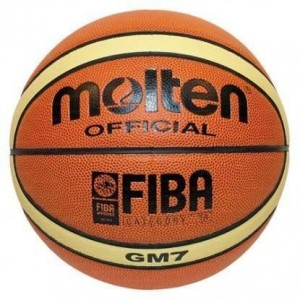 Pallone basket Molten bgm7...