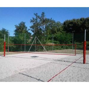 Impianto beach volley e...