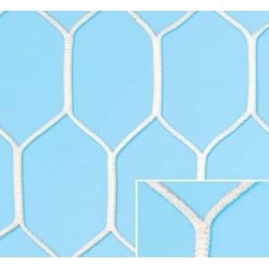 Coppia reti calcio in nylon...