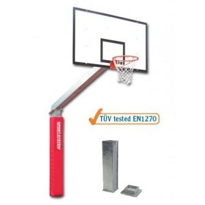 Impianto basket...