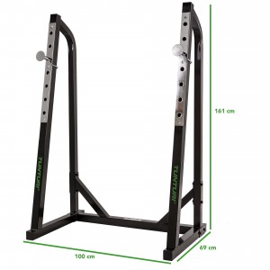 TUNTURI WT40 SQUAT RACK...