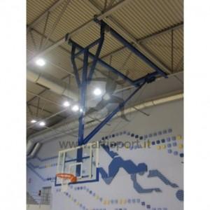 Impianto basket sollevabile...